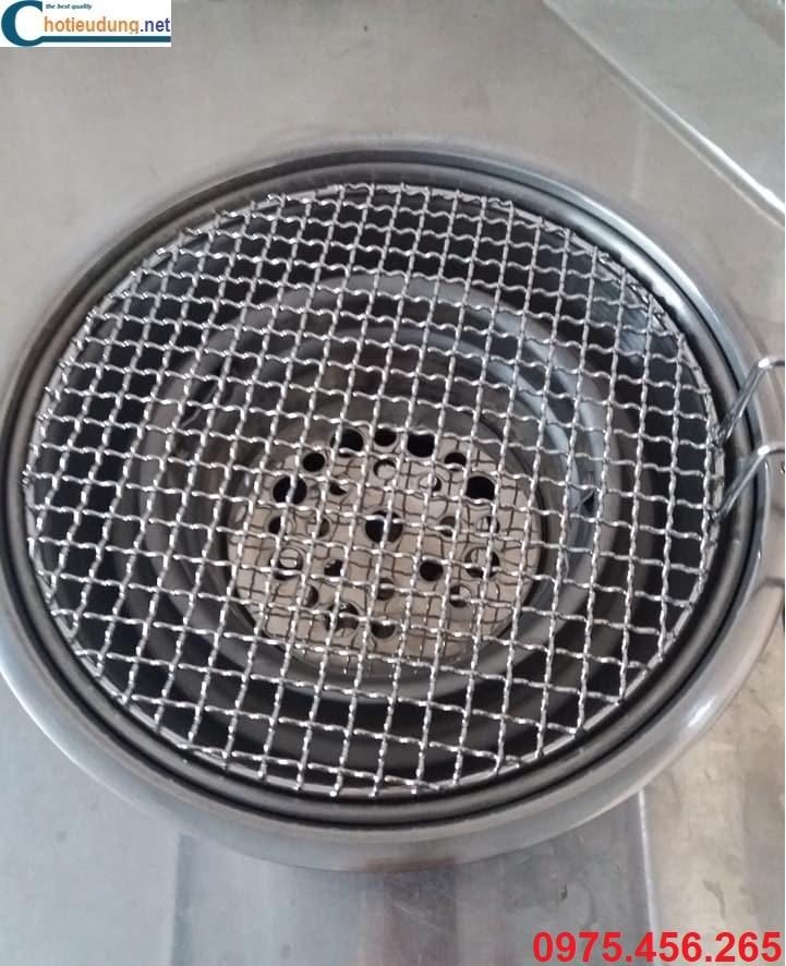 bếp nướng than hoa không khói giá rẻ nhất tại hà nội