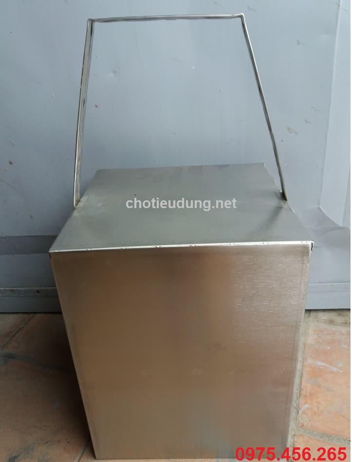 thùng đựng than hoa giá rẻ tại hà nội