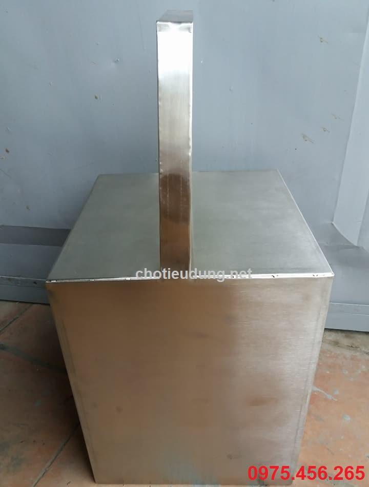 thùng xách xô than nhà hàng giá rẻ