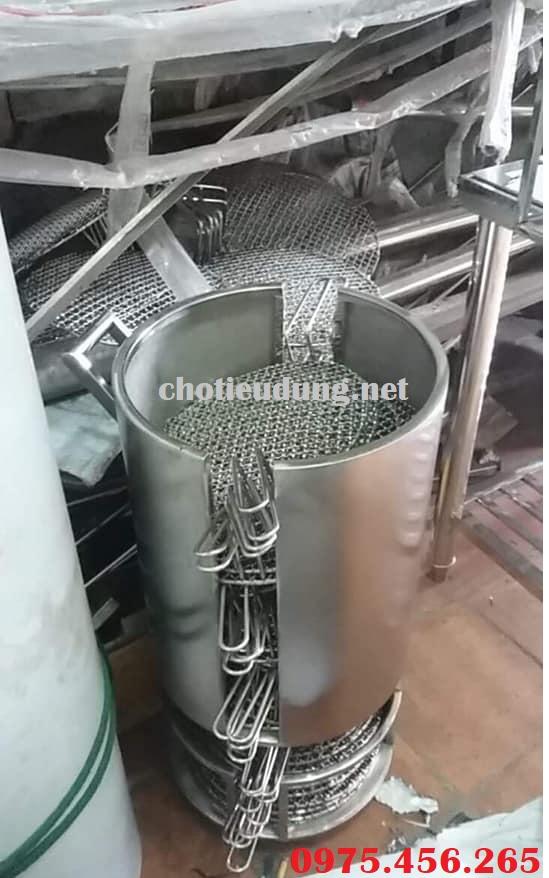 xe đẩy vỉ nướng cho nhà hàng chất lượng cao tại hà nội