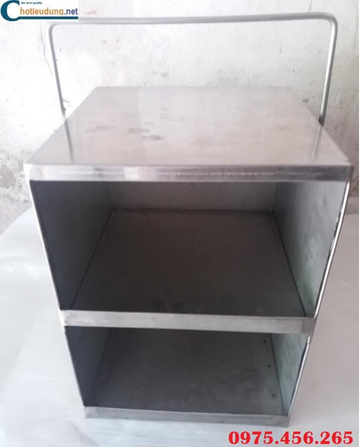 hộp đựng xô than của bếp nướng giá rẻ nhất tại hà nội
