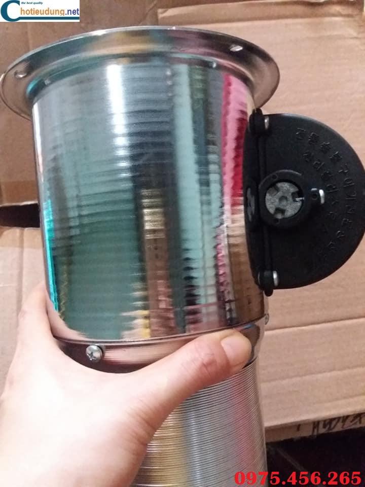hộp cáp chụp hút khói mềm màu bạc giá rẻ nhất tại hà nội
