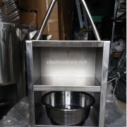 Xách chõ than hoa bếp nướng nhà hàng giá rẻ , hộp đựng xô than bếp nướng than hoa không khói giá rẻ nhất