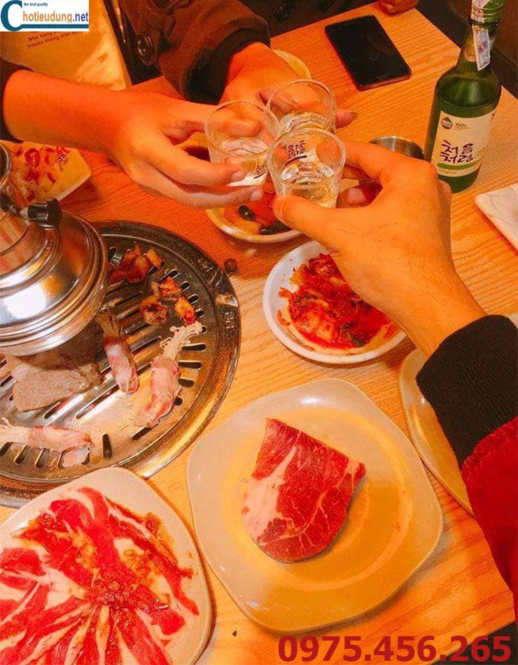 bếp nướng than hoa nhà hàng chất lượng cao