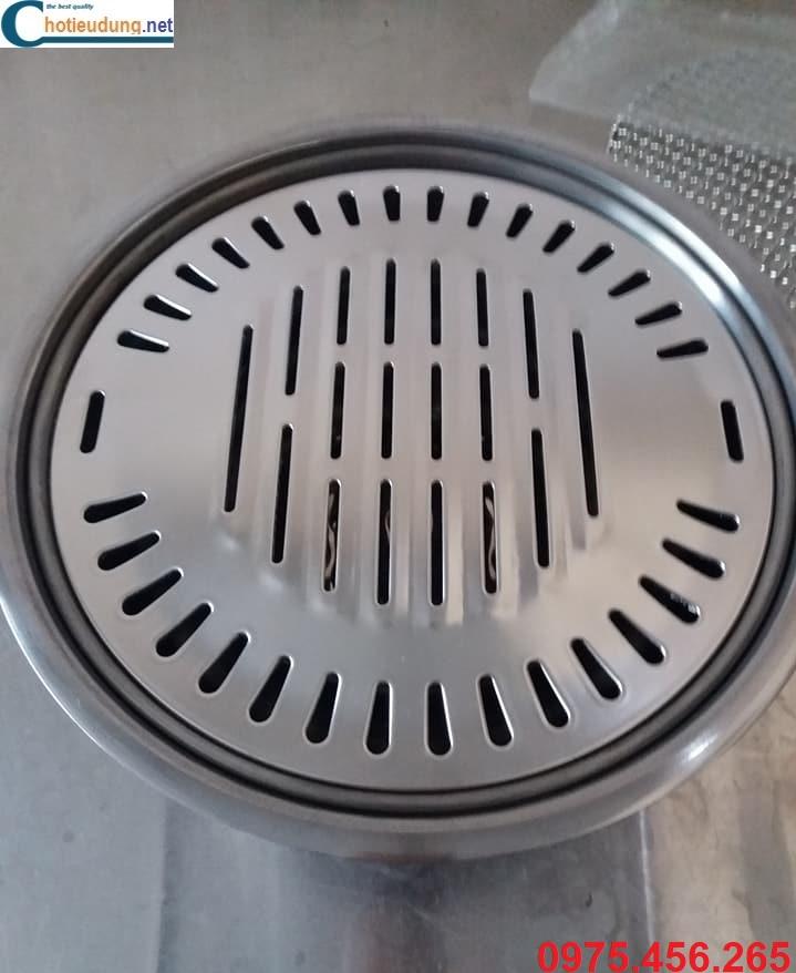 bếp nướng than hoa không khói chất lượng cao tại hà nội