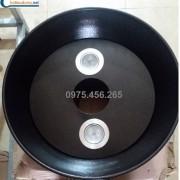 chao đèn chụp hút khói bếp nướng