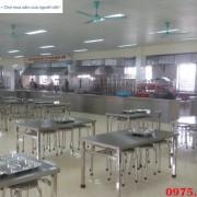 bàn-ăn-inox-nhà-máy-chất-lượng-cao-tại-hà-nội