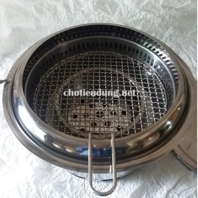 bếp nướng than hoa không khói , bếp nướng than hoa âm bàn giá rẻ tại hà nội