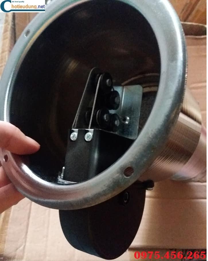 hộp cáp ống hút khói bếp nướng tại bàn giá tốt nhất tại hà nội