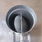 Van chỉnh gió bếp lẩu nướng không khói giá rẻ