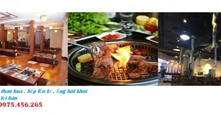 Bếp nướng than hoa hút âm , bếp nướng than hoa hút dương , bếp lẩu từ âm bàn giá tốt nhất tại Hà Nội