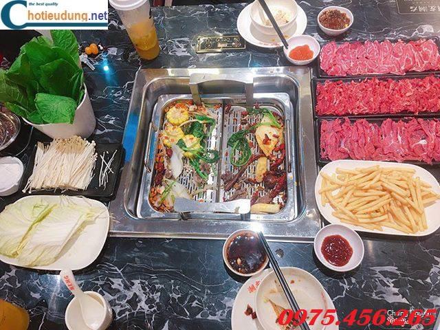 Nồi lẩu tự nâng nhà hàng , bán nồi lẩu thang máy Trung Hoa giá tốt nhất tại Hà Nội