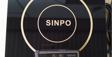 Bếp lẩu từ âm bàn vuông nhà hàng sinpo , mua bếp lẩu từ âm bàn giá tốt nhất ở đâu