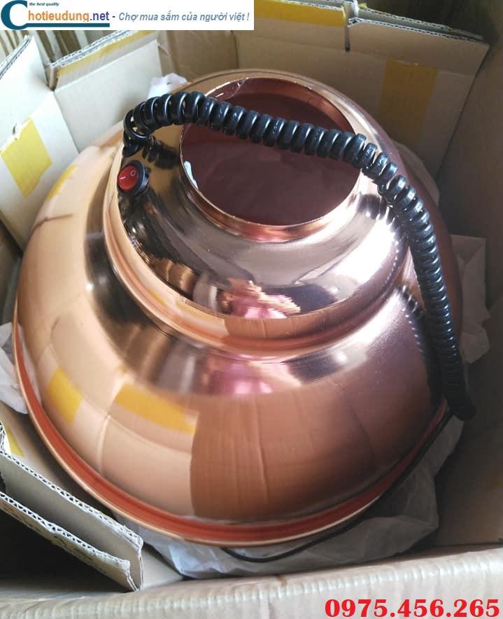 Chao đèn ống hút khói bếp nướng , phân phối ống hút khói bếp nướng tại bàn giá rẻ nhất