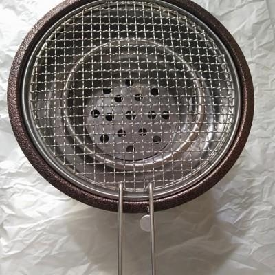 Bếp nướng than hoa không khói bằng sắt tại hà nội
