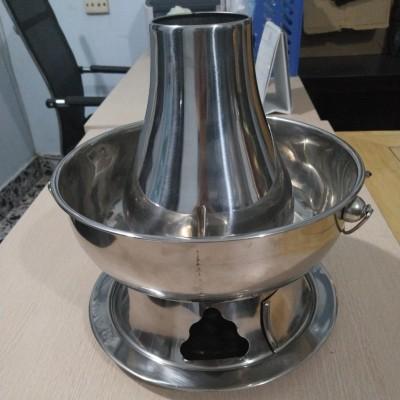 Giá bán nồi lẩu cù lao - bếp lẩu cù lao inox 304 chất lượng cao tại Hà Nội