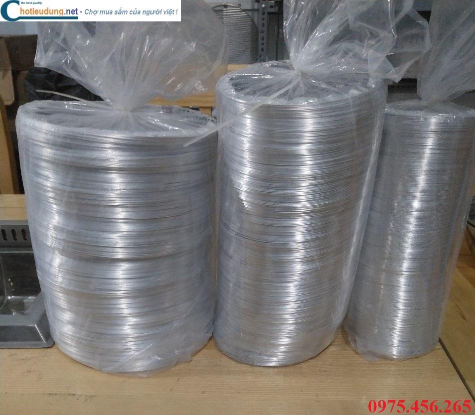 Mua ống gió mềm - ống bạc mềm hút mùi thông gió giá rẻ nhất ở đâu tại hcm