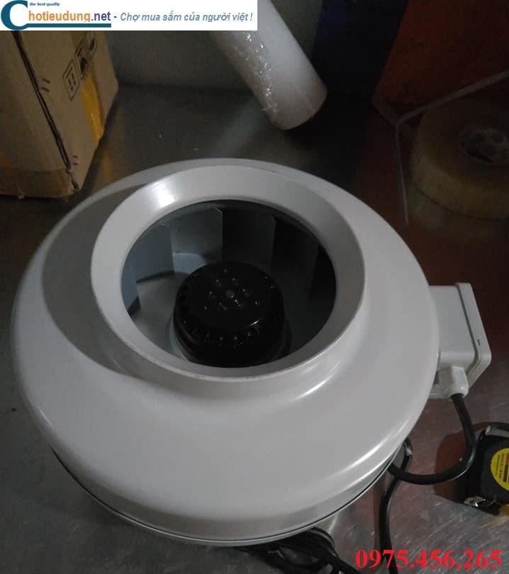 Mua quạt hút mùi thông gió nối ống D200 giá rẻ nhất ở đâu