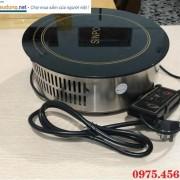 Mua bếp hồng ngoại âm bàn tròn Sinpo 2000w giá rẻ ở đâu tại Hà Nội
